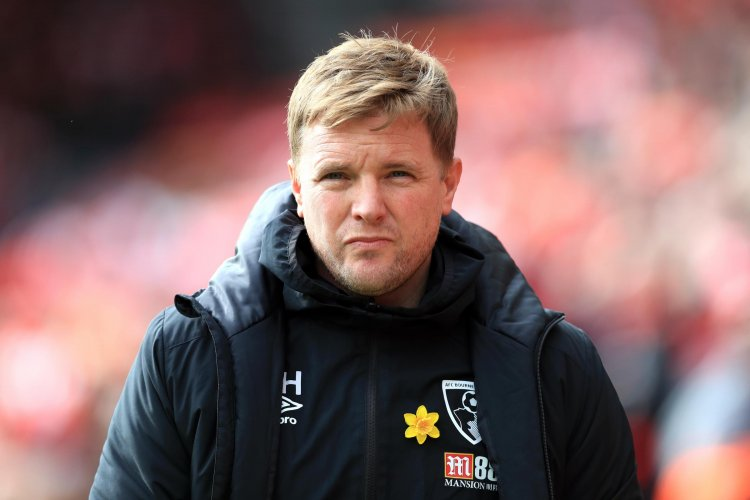 Celtic could be ideal long-term project for Eddie Howe says Hoops' sporting director-linked pal David Webb