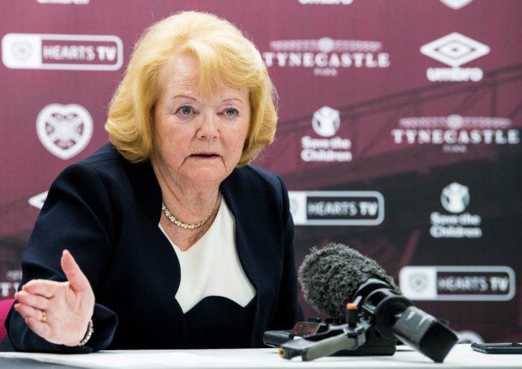 Ann Budge provides grim fan return verdict that Celtic won't like - 67 Hail Hail