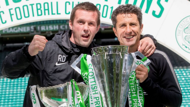 John Collins declares interest in Celtic director of football role - 67 Hail Hail