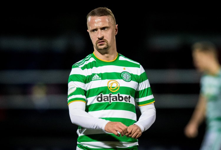 The Leigh Griffiths conundrum for Celtic and Scotland that could see momentous moments pass him by