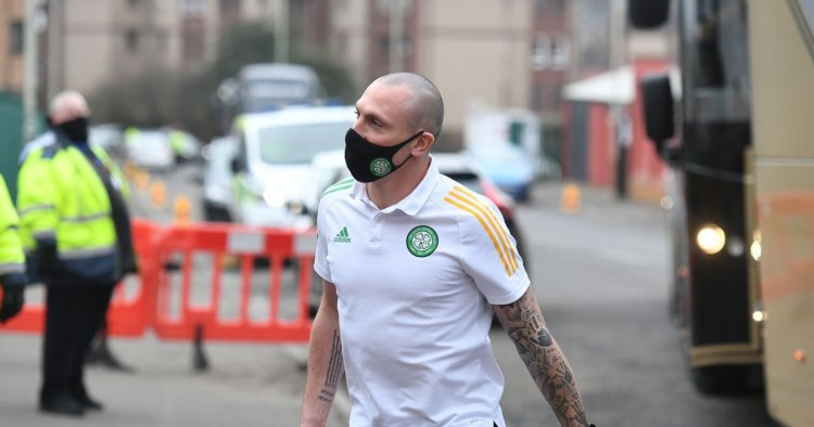 Scott Brown set to be offered new Celtic deal to fend off Aberdeen offer