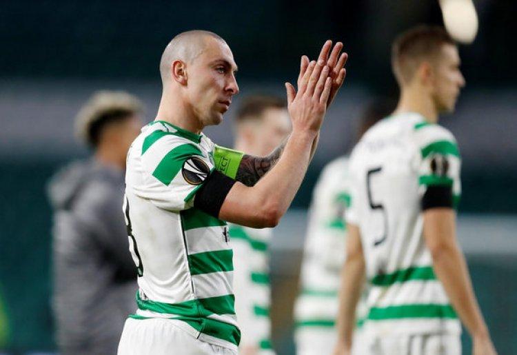 Celtic: Pundit questions Scott Brown's future