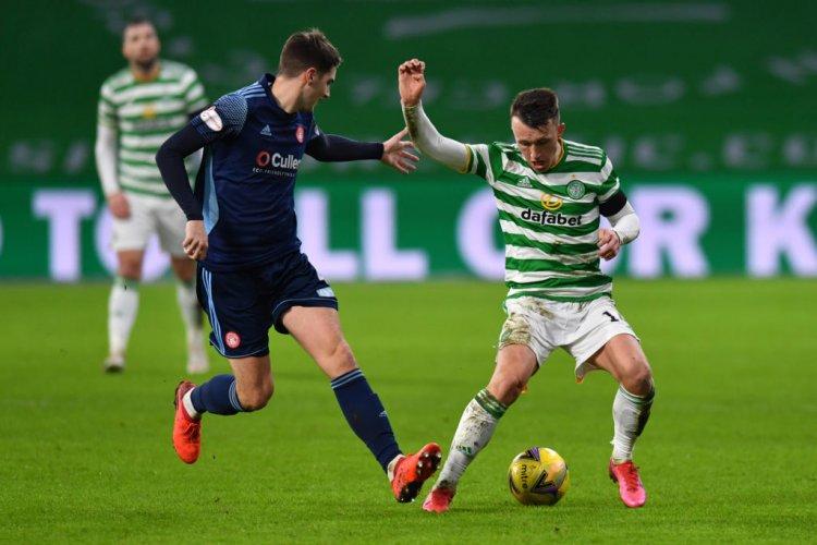 Steve Clarke didn't speak to Celtic midfielder David Turnbull about Scotland snub - 67 Hail Hail