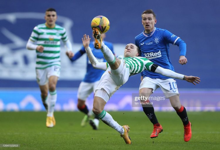 Diego Laxalt proved today that Celtic need to keep him if favourite ge