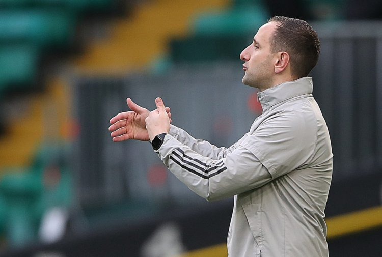Kennedy points finger at Borna Barisic; left furious with Celtic penalty call - 67 Hail Hail