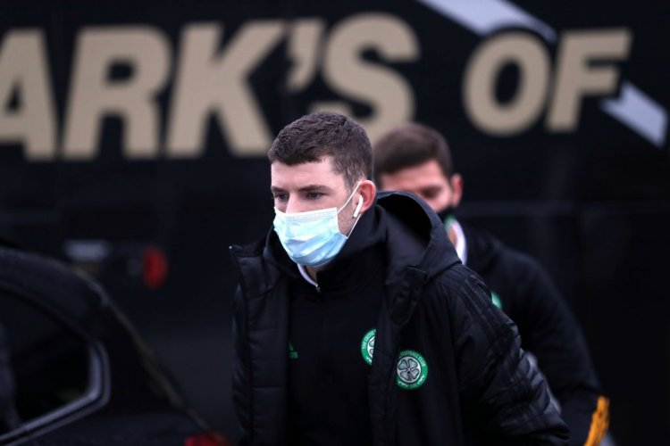 Celtic's Ryan Christie and Jack Hendry start for Scotland   The C