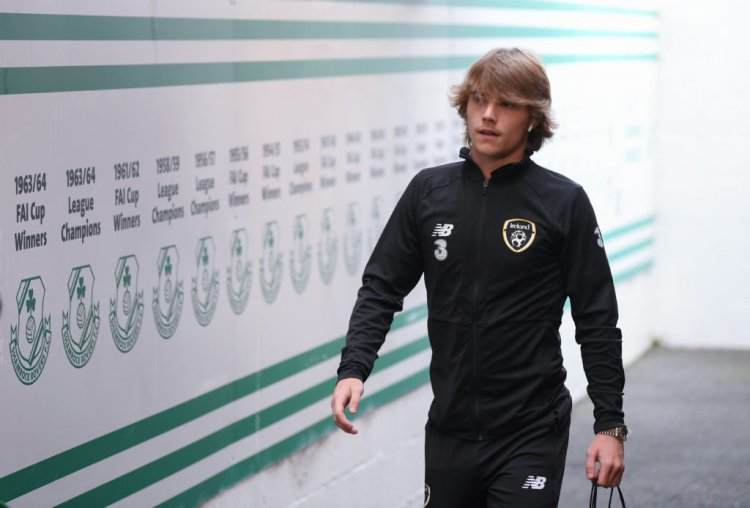 Ireland under-21 boss expresses Luca Connell Celtic concerns - 67 Hail Hail