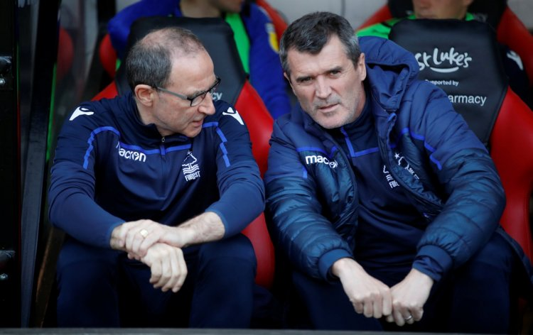 Stephen McGowan gives his Roy Keane verdict