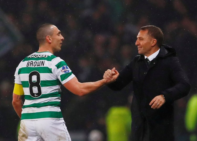 Was Brendan Rodgers the real boss? Amazing quote by Celtic outcast reveals stature of legend