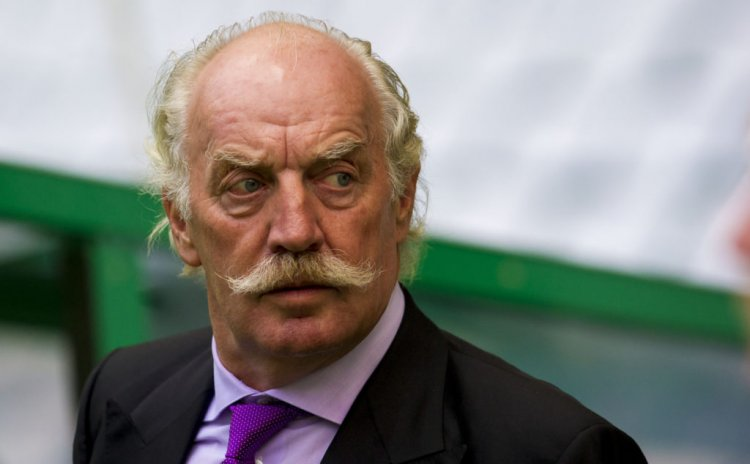 Davie Provan highlights incredible Dermot Desmond Celtic hypocrisy - 67 Hail Hail