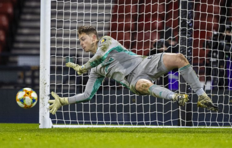 Why Celtic starlet Conor Hazard is ending his three-year cap drought for Northern Ireland tonight - 67 Hail Hail