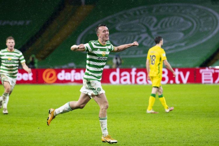 Let's get it right; Celtic man David Turnbull has to win major award - 67 Hail Hail