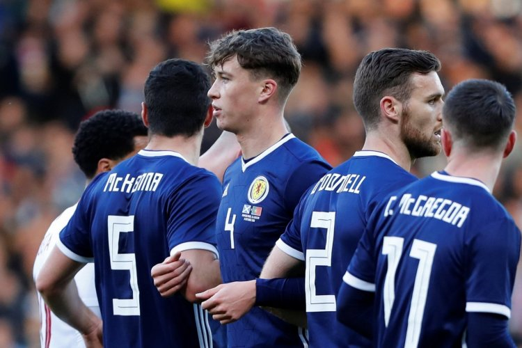 Watch the horror challenge that puts Jack Hendry's Scotland place in doubt