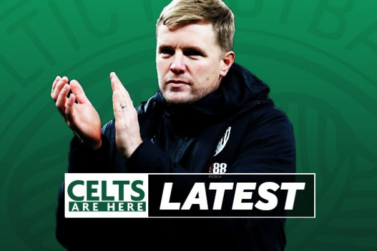 Club Director Feeds into Celtic Eddie Howe Theory