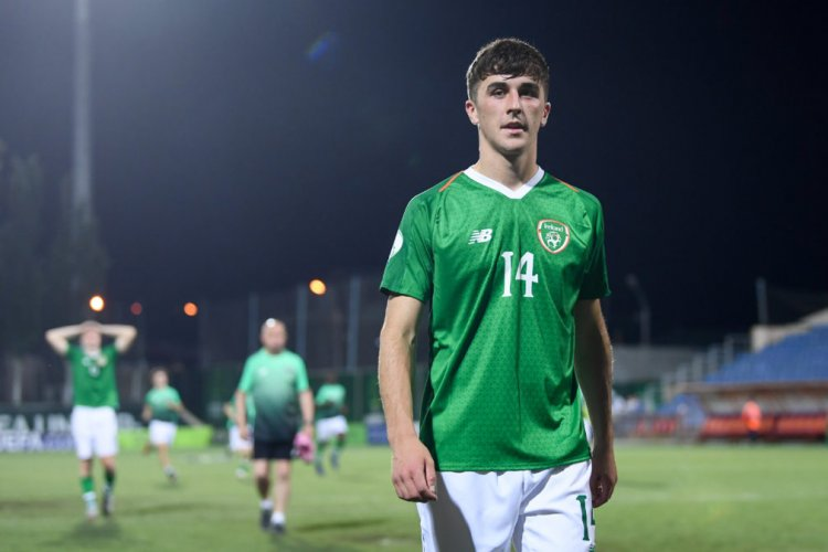 Celtic youngster Barry Coffey scores set-piece peach on loan - 67 Hail Hail