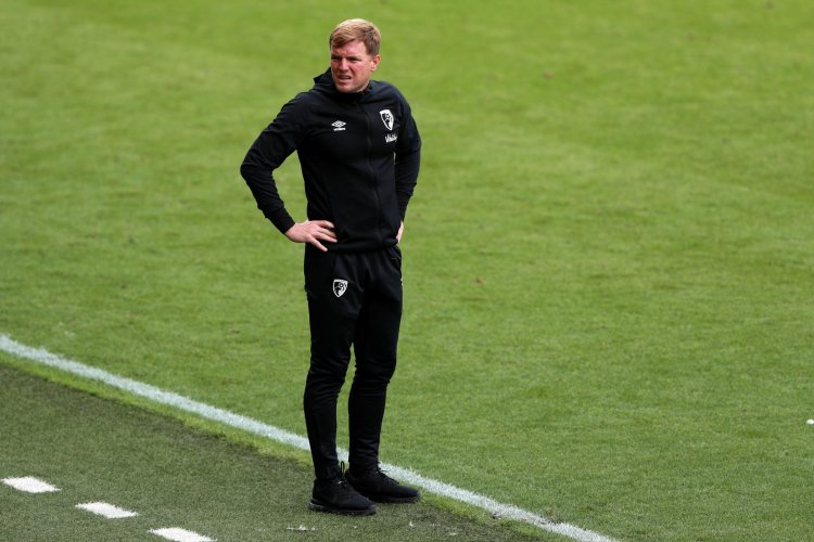 Director of football makes Eddie Howe to Celtic admission as with 'own staff' claims