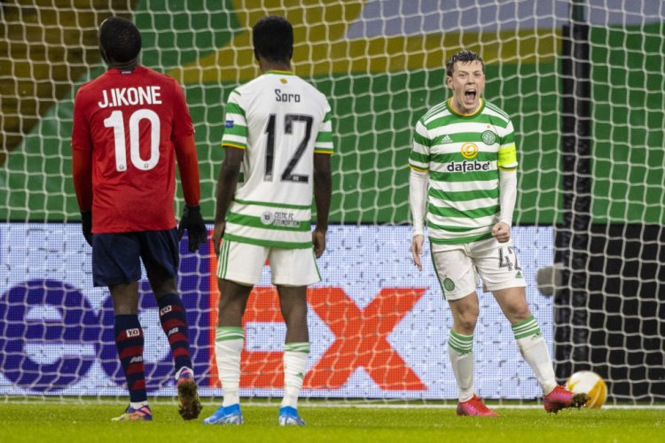 Celtic really can't afford to lose Callum McGregor - 67 Hail Hail