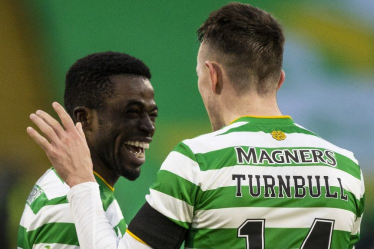 If Celtic are aware of how good Ismaila Soro is, start playing him - 67 Hail Hail