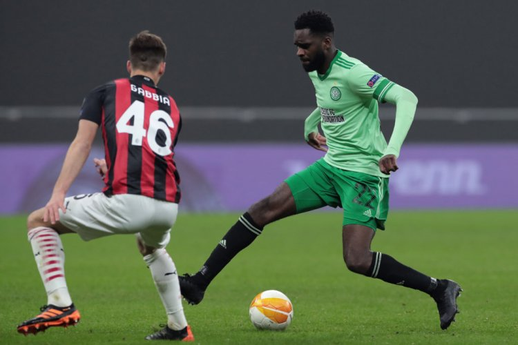 AC Milan bid for Celtic striker Odsonne Edouard depends on league finish - 67 Hail Hail