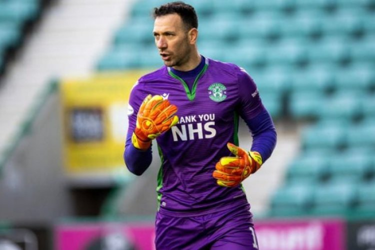 Hibs shot-stopper to make short M8 journey to Paradise?   The Celtic S