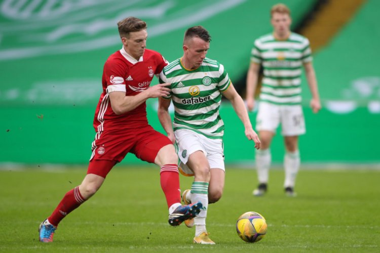 Willie Miller lauds mentality of Celtic youngster; bodes well for next season - 67 Hail Hail