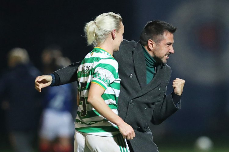 Champions League is on: Celtic overtake confirmed after bad result for SWPL rivals - 67 Hail Hail