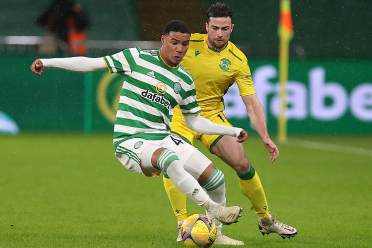 It's time for an update on Armstrong Okoflex and his Celtic contract - 67 Hail Hail