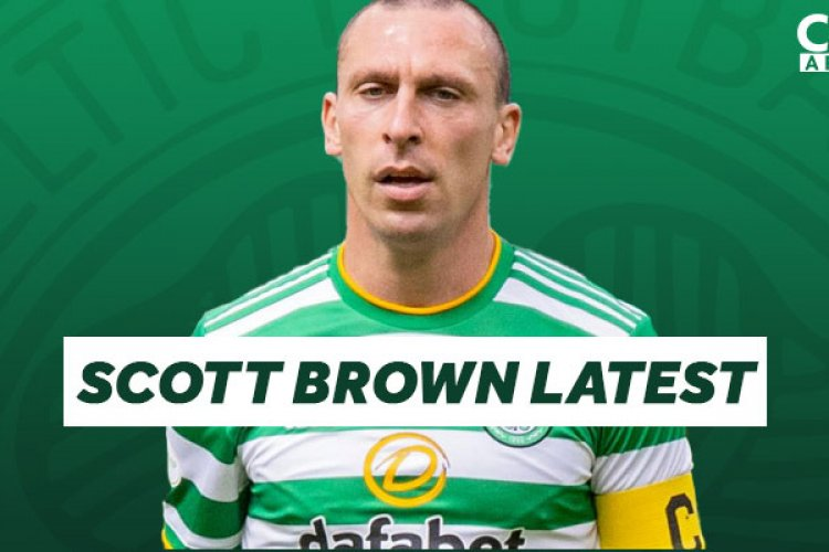 Celtic 'Aware' of Classless Ibrox Incident – Scott Brown Targeted