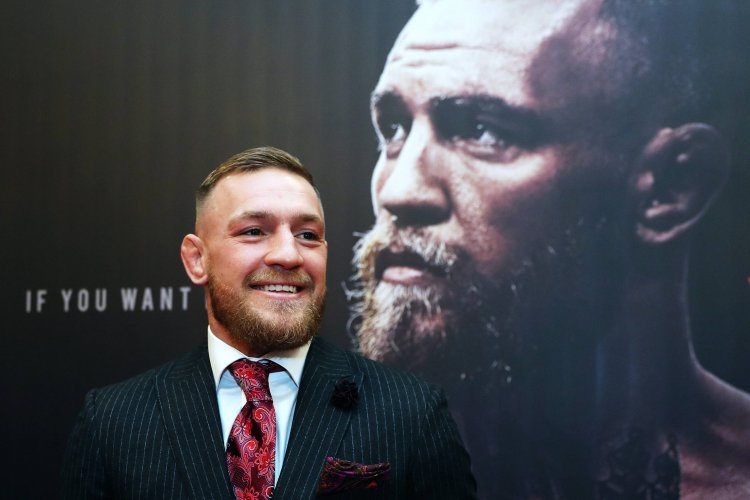 Conor McGregor confirms he is interested in buying Manchester United