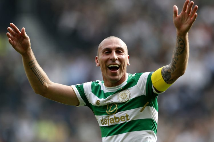 Amazingly Celtic captain Scott Brown is still living in rival fans' heads rent-free - 67 Hail Hail