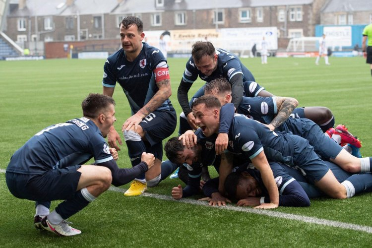 The story behind Raith Rovers' play-off surge: Blood-spattered carnage, Brendan Rodgers influence, plus dreams of playing Rangers, Celtic, Hearts and Hibs