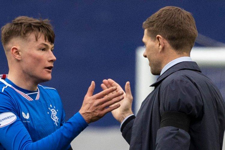 Steven Gerrard: Rangers and Celtic 'B' teams 'a big plus' for Steve Clarke's Scotland side