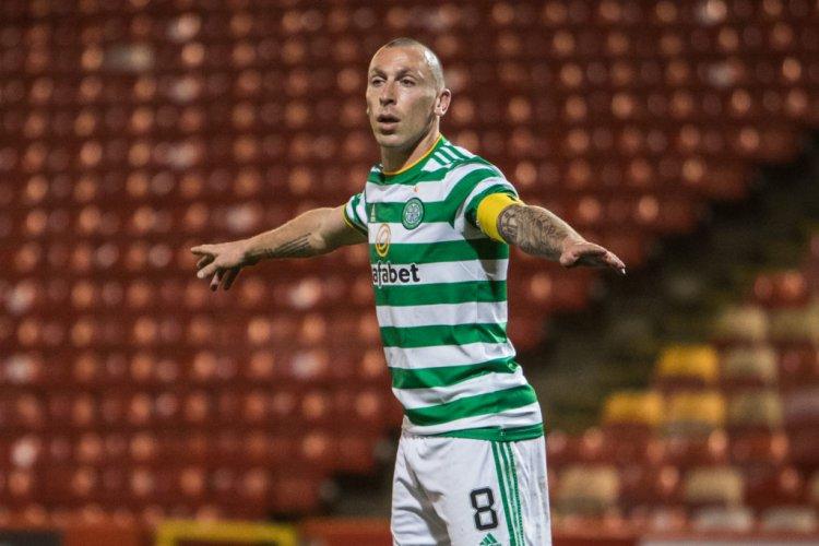 Barry Ferguson spots change in Scott Brown's game since midfielder joined Celtic