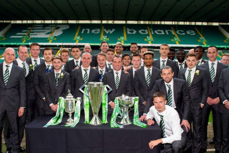 Celtic's points tally world record under threat from Red Star Belgrade