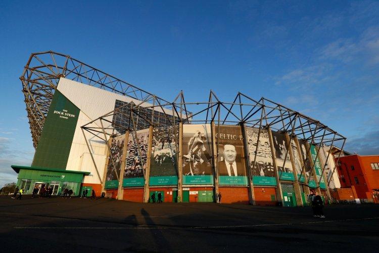 Celtic makeover work gets underway