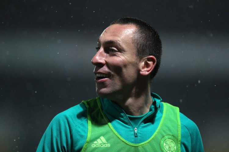 Video: Scott Brown's final Lennoxtown session marked with montage