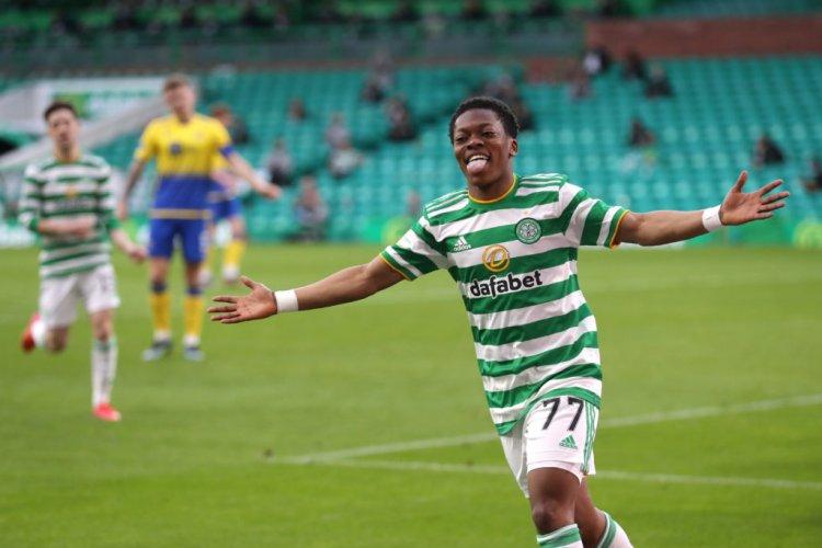 Why Karamoko Dembele hasn't been playing regularly for Celtic - 67 Hail Hail
