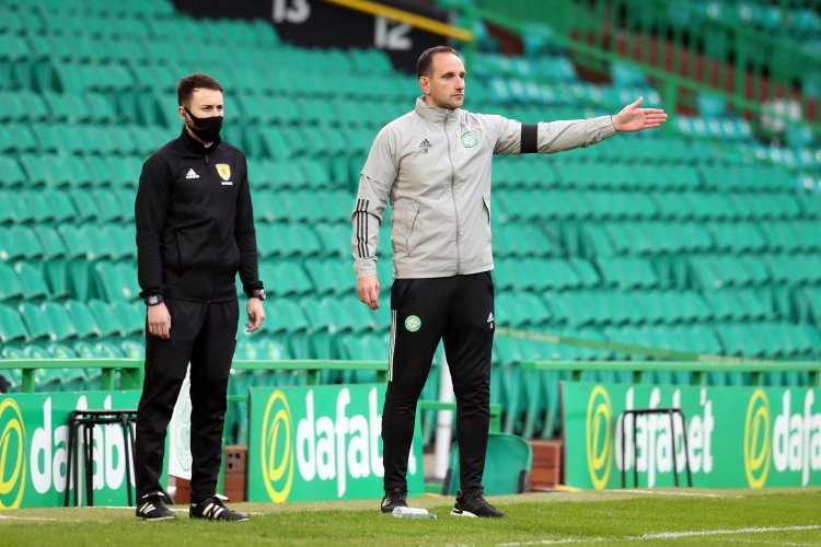 John Kennedy admits desire for clarity on Celtic managerial situation