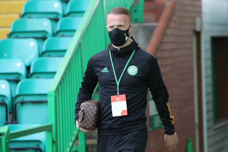 Celtic leave Griffiths in limbo