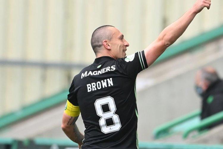 Scott Brown insists he'll leave Celtic as a 'proper' Invincible