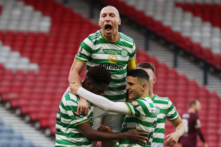 Watch emotional Scott Brown deliver his final Celtic interview
