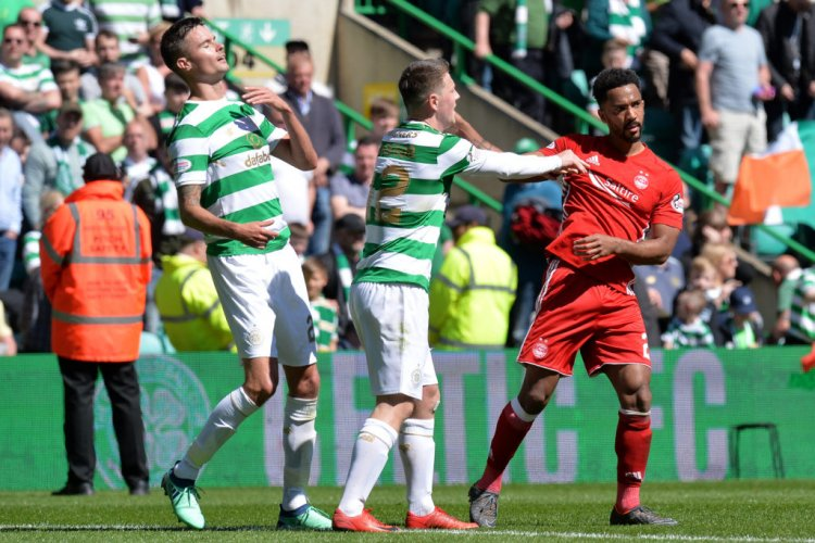 Shay Logan's laughable Celtic dig has left absolutely everyone in disbelief - 67 Hail Hail