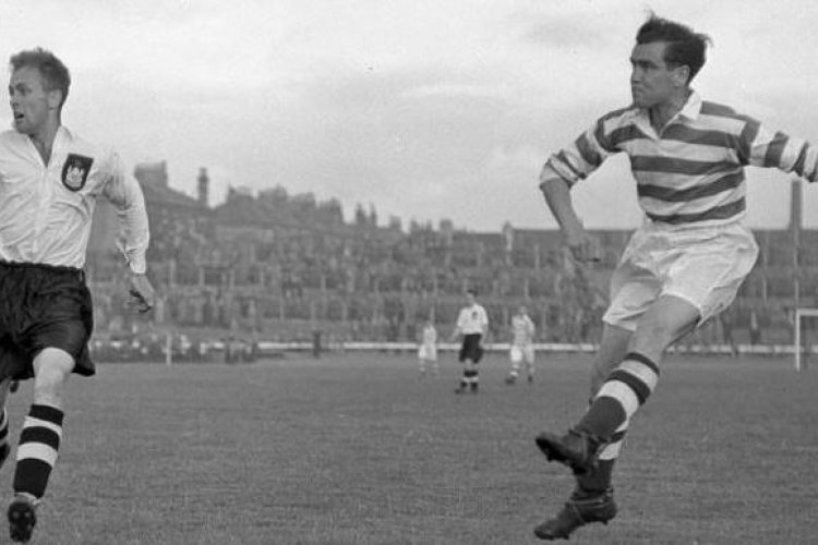 Celtic Historian David Potter is looking to get in touch with Willie F