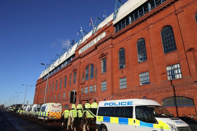Ibrox director pushing the Old Firm brand