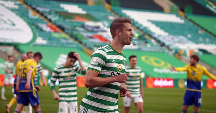 Newcastle given renewed hope in pursuit of Celtic star Kristoffer Ajer