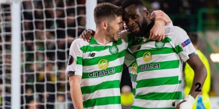 Celtic Star Removes Club From Insta Bio