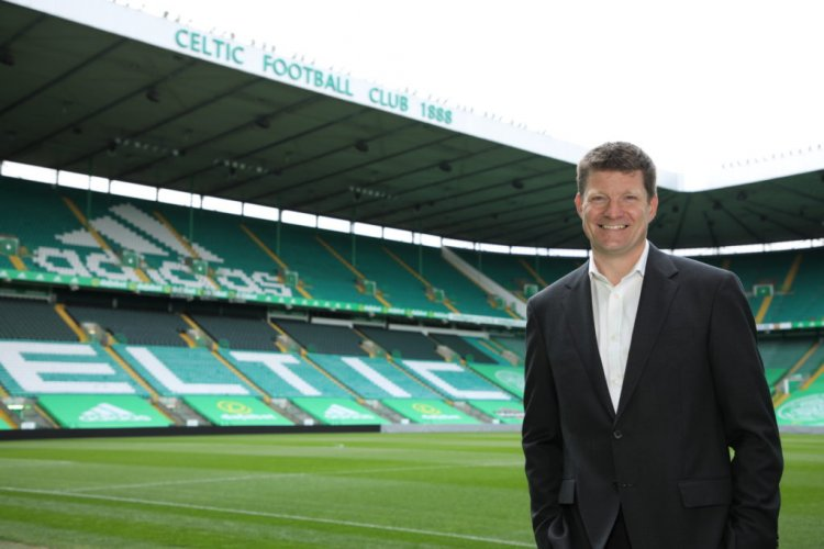 The most important thing Dominic McKay told Celtic fans today - 67 Hail Hail