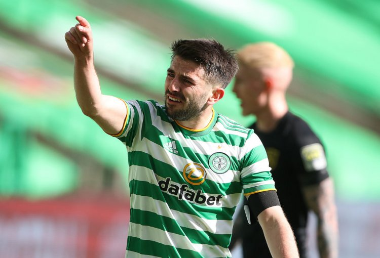 Celtic star Greg Taylor's class Scotland wind-up involves FIFA, EA Sports and Dunfermline - 67 Hail Hail