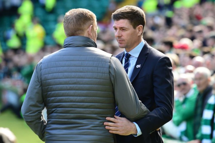 Lennon suggests Gerrard got more time at Rangers due to reputation