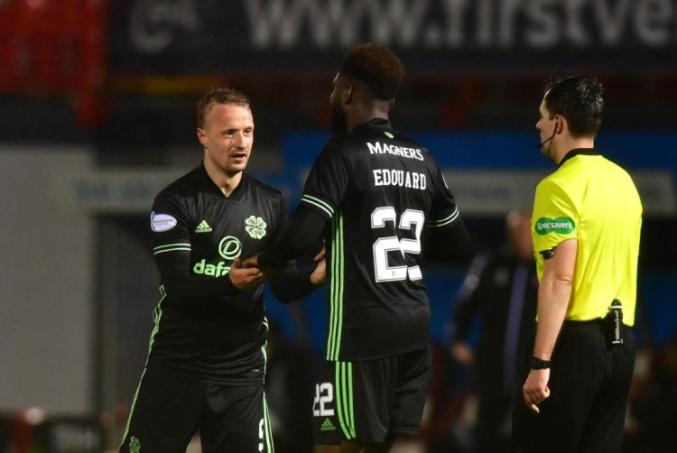 Griffiths claims that Celtic players are focused despite transfer talk - 67 Hail Hail